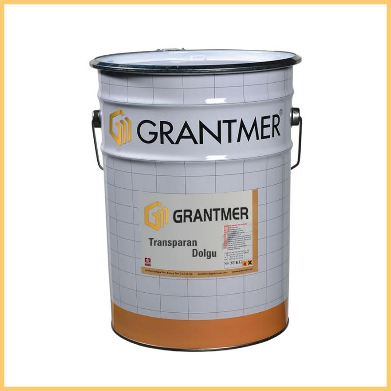 Grantmer Transparan Dolgu